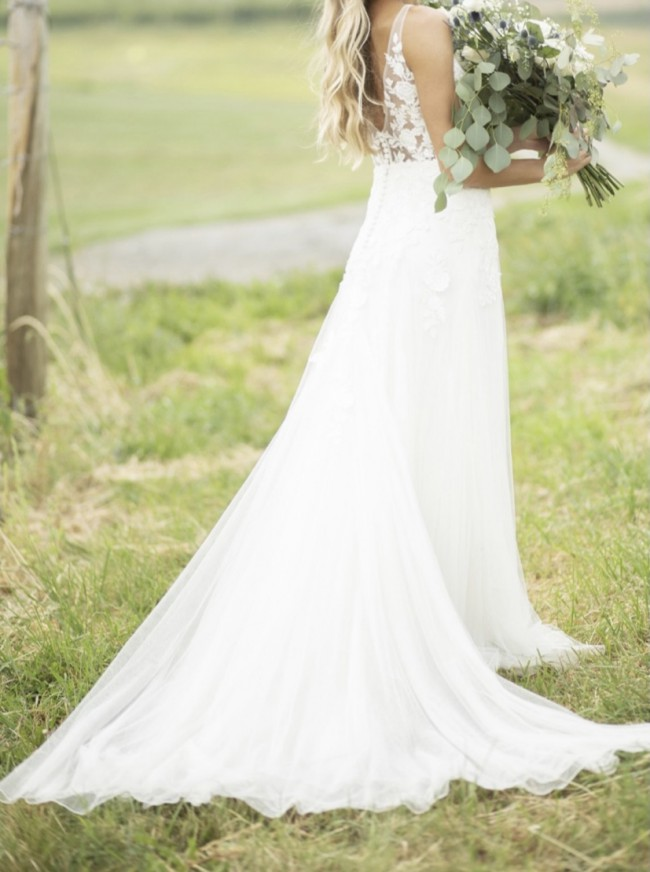 BHLDN Whispers and Echoes Soulmate Gown