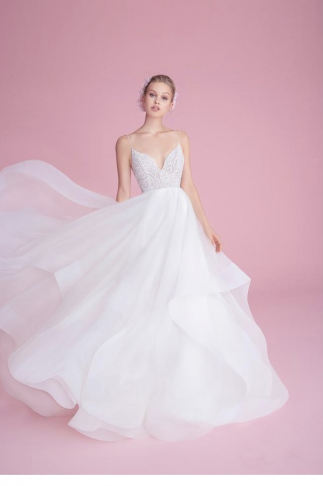 Blush by Hayley Paige Perri Style 1853