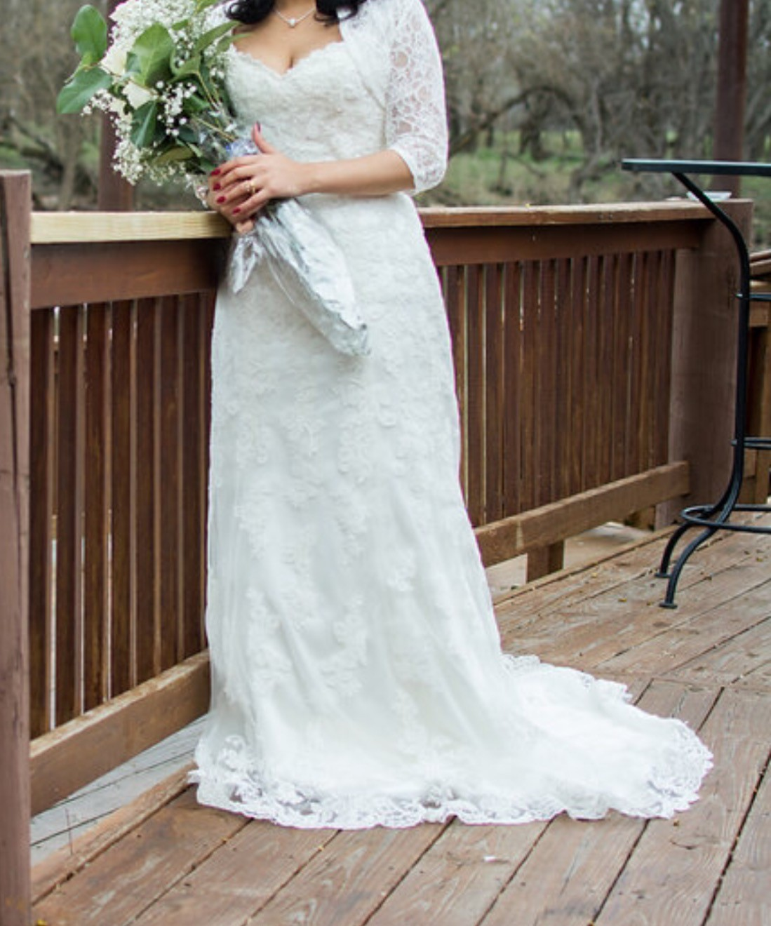 Maggie Sottero W841 Preloved Wedding Dress On Sale 70% Off