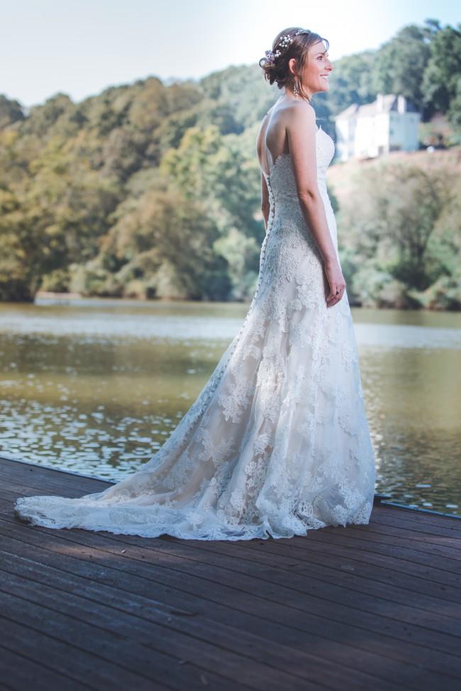 Allure Bridals 9309