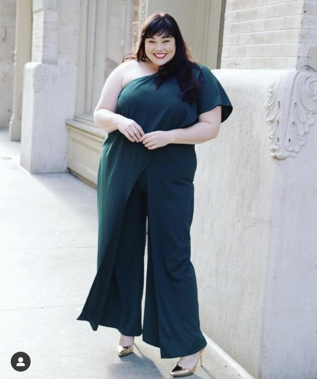 Adrianna Papell Plus Size Jumpsuit