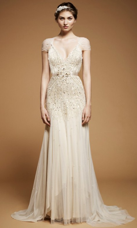 Jenny Packham Spring collection 2012
