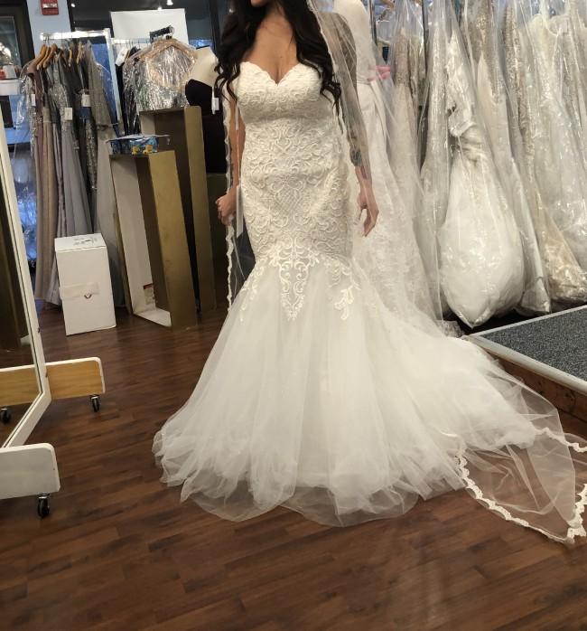 Allure Bridals, 3200