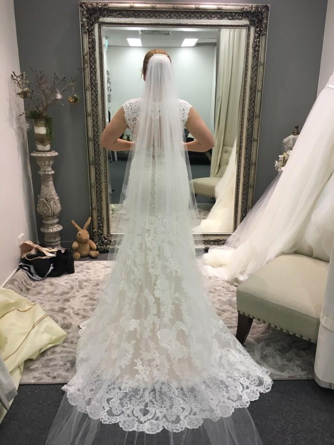 Allure Bridals, 9264