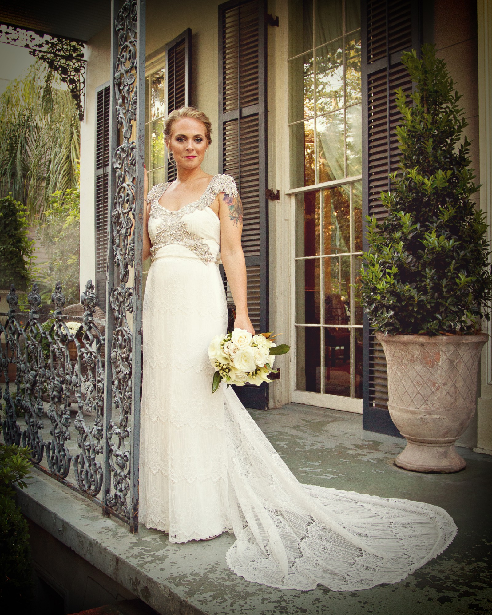 Anna Campbell Wedding Gowns: Anna Campbell Preloved Wedding Dress On Sale 52% Off