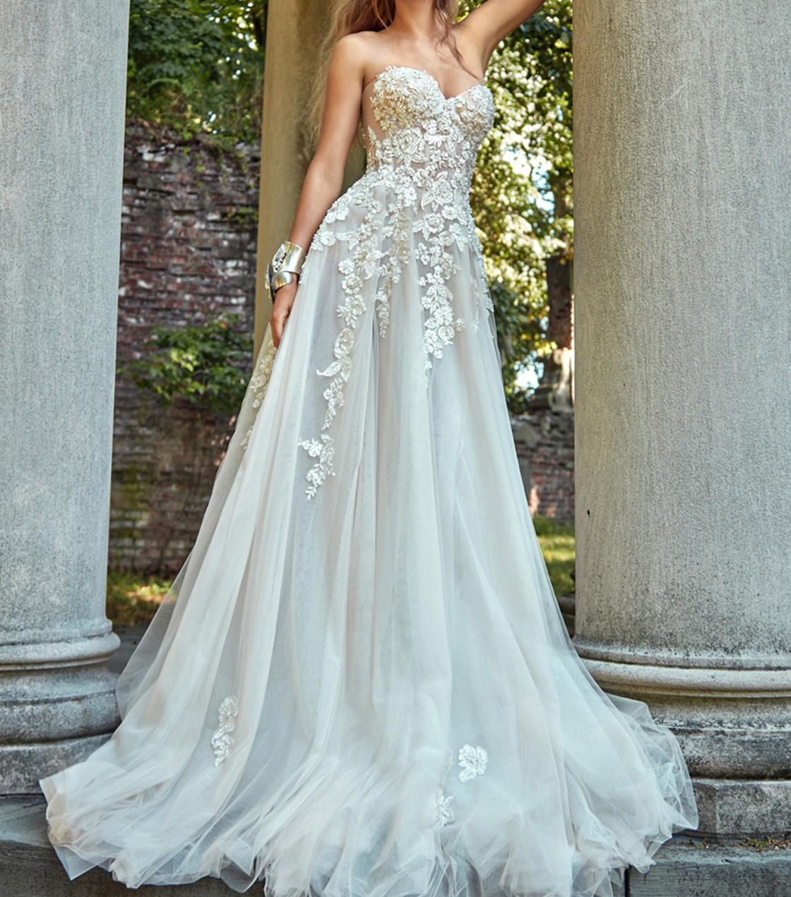 Galia Lahav Gia Preowned Wedding Dress On Sale 47% Off