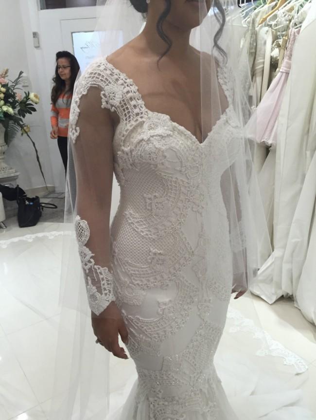 Veronica Al Khoury Custom Made Wedding