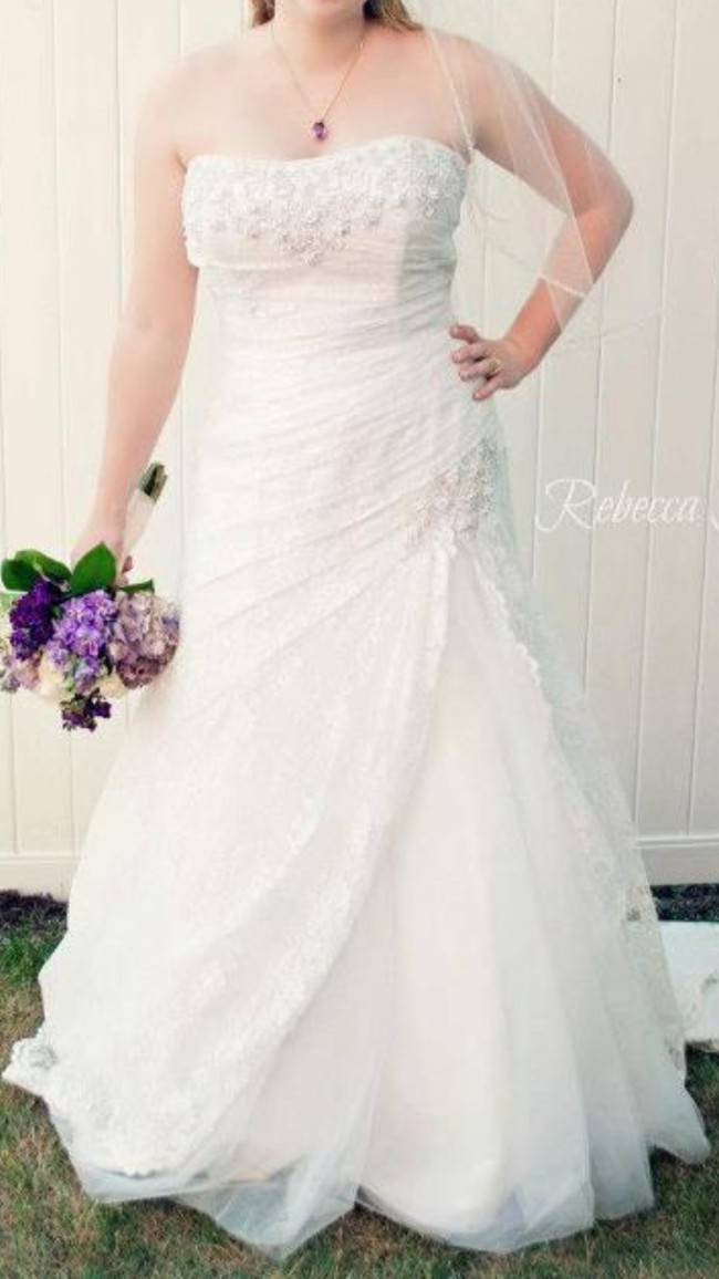 David's Bridal 4XLYP3344