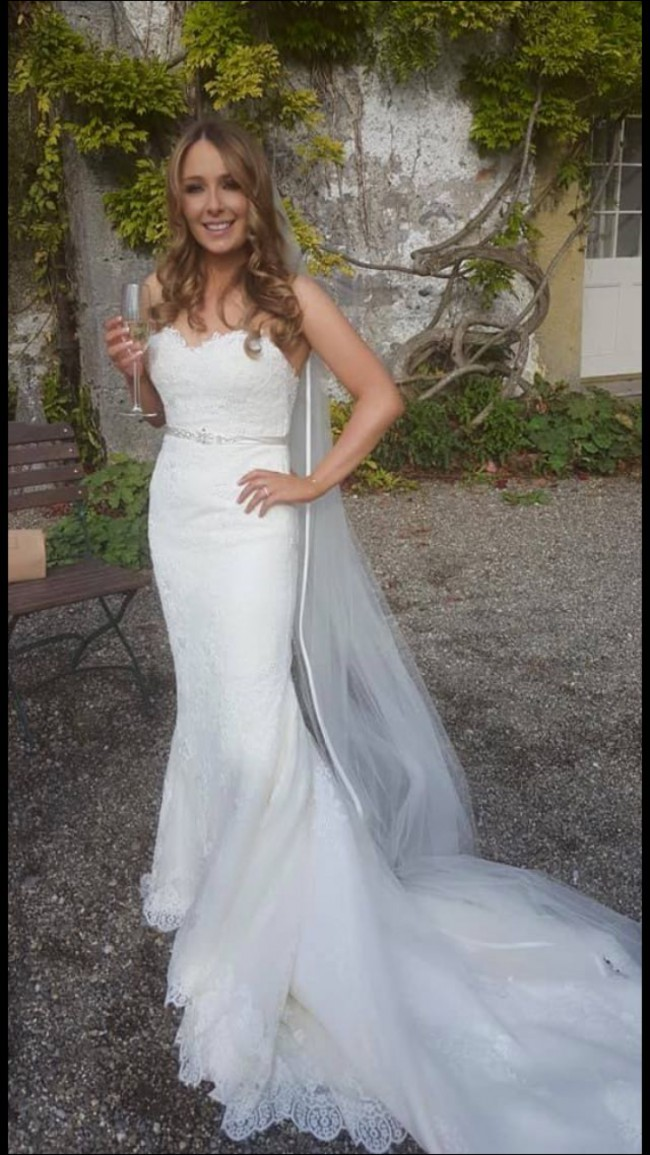 Pronovias Princia Second Hand Wedding Dress On Sale 69 Off