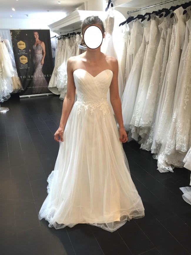 Eternity Bridal D5455