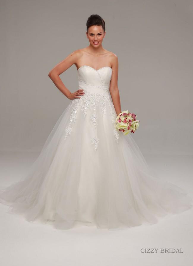 Cizzy Bridal CZ 2239