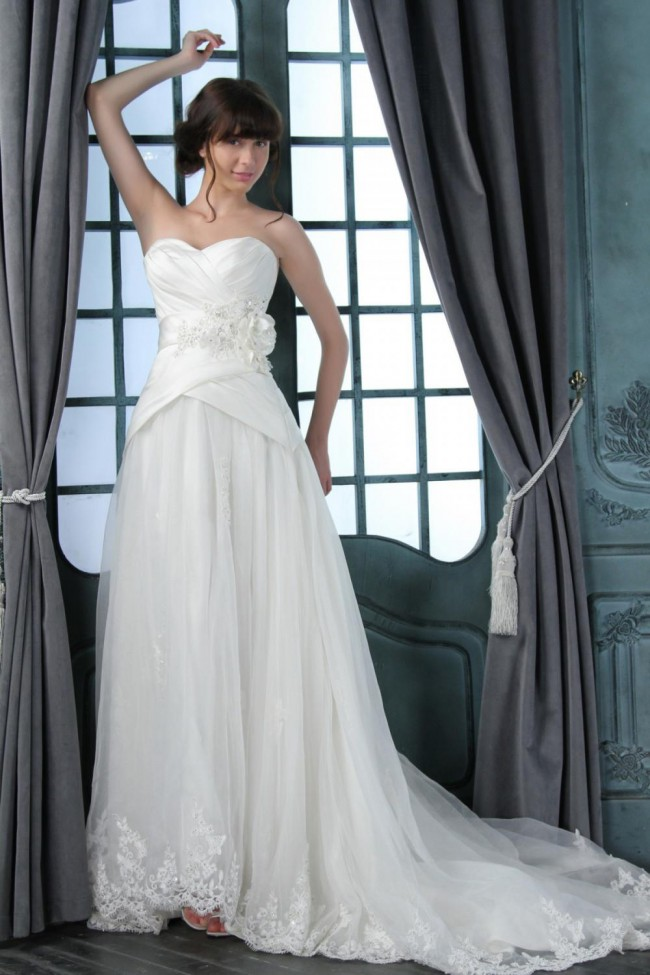 Simply Bridal Anna Gown 80004 - NEW