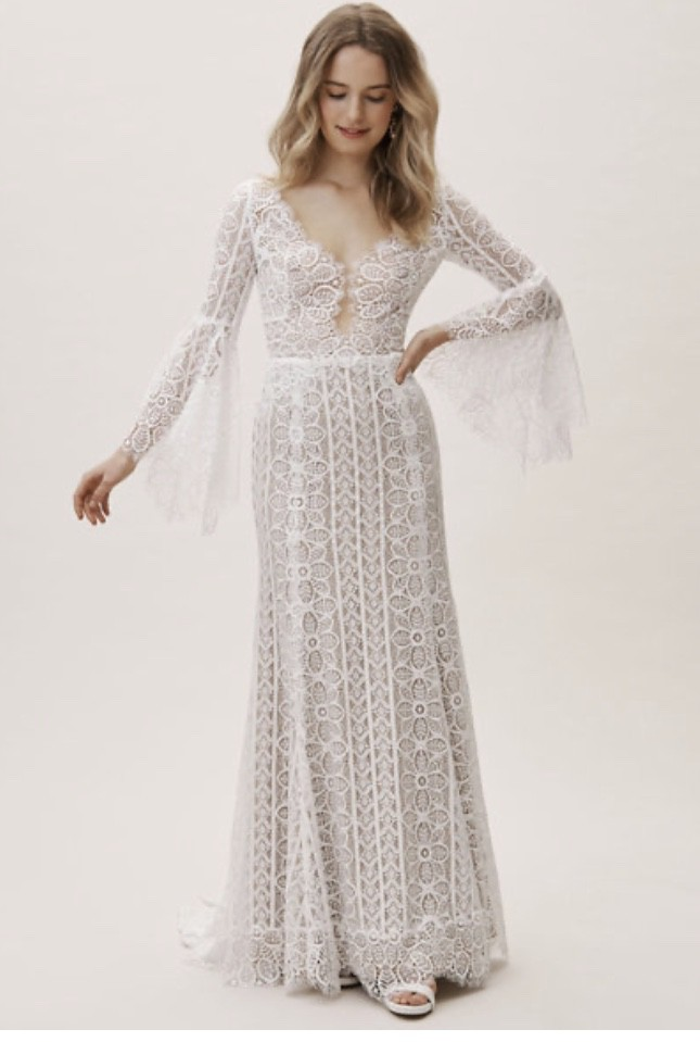 Willowby, Adelaide gown
