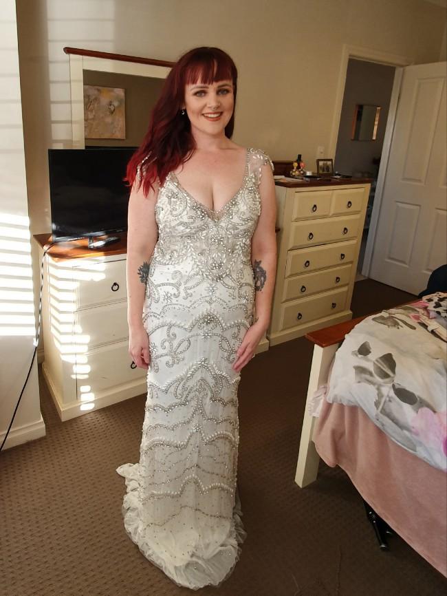 Anna Campbell Raine Embellished