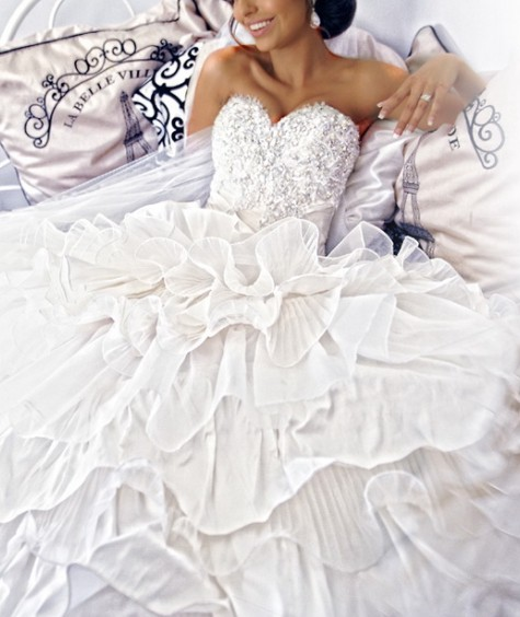 Suzanna Blazevic, Suzanna Blazevic personalized wedding couture
