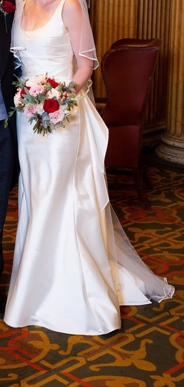 Bouquet Sposa New York.Le Spose Di Gio Cl10 Preloved Wedding Dress On Sale 67 Off