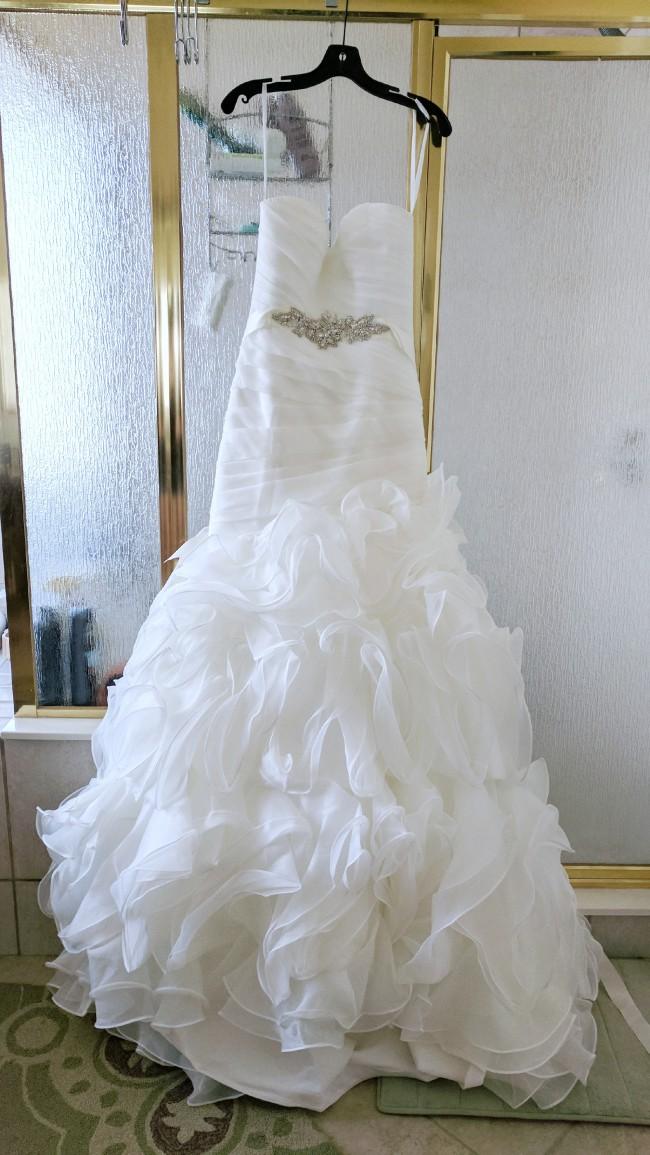Allure Bridals 8699