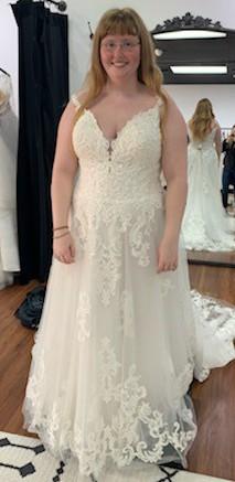 Allure Bridals 9730L