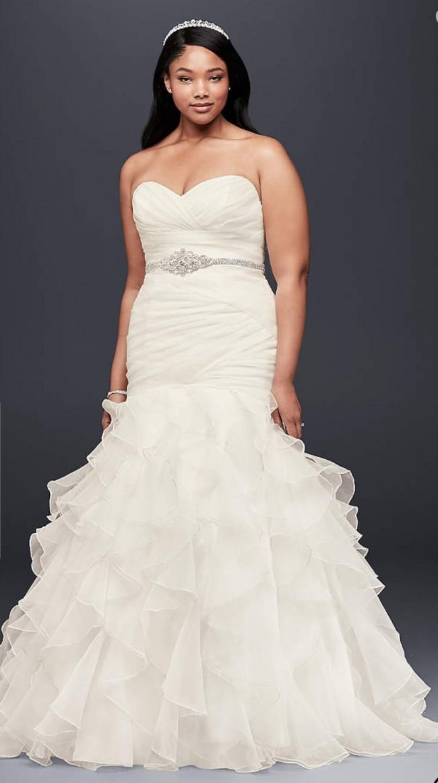 David's Bridal 9WG3832