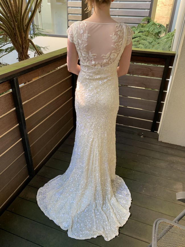 Karen Willis Holmes Alexandra gown