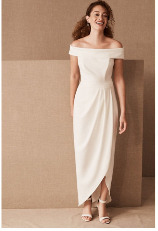 BHLDN Thompson Off-the-Shoulder
