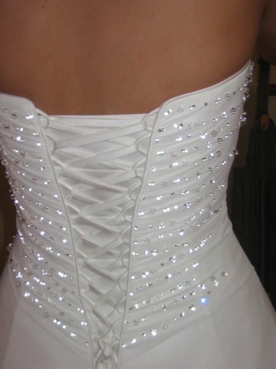 66583632e5f Maggie Sottero Martina Preowned Wedding Dress on Sale 47% Off ...