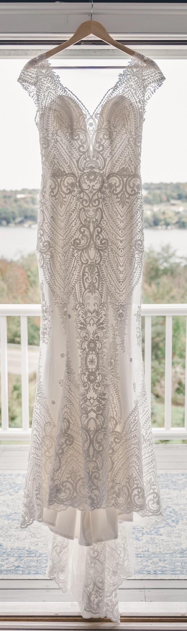 Casablanca Bridal Aubrey 2357
