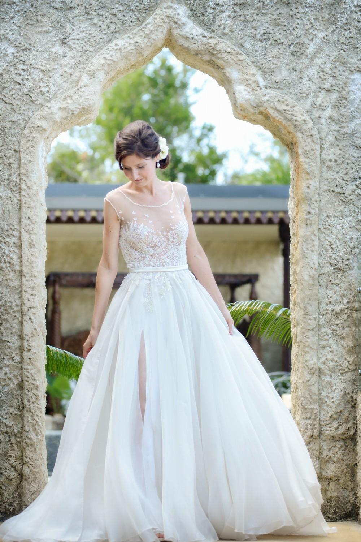 Paolo Sebastian Swan Lake Wedding Dress Used Wedding Dress Save 41 Stillwhite