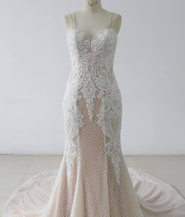 Unique Bridal Collection Zaza