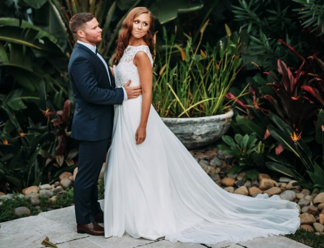 Karen Willis Holmes Sienna & Kelly gowns