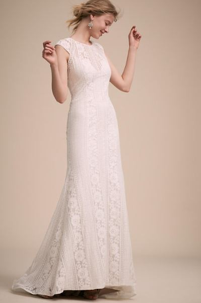 BHLDN Coming Up Roses