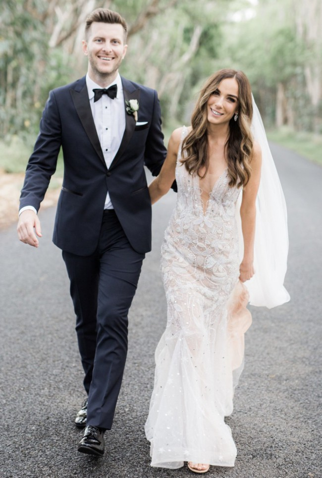 One Day Bridal Georgia Gown