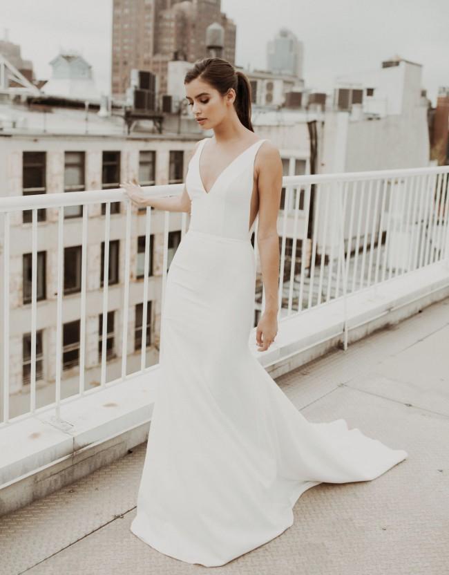 Sarah Seven, Belmont Gown