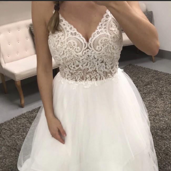 Calla Blanche LaVonne gown LA7274