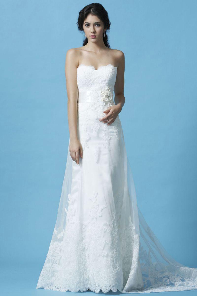 Eden Bridals Gl024 New Wedding Dress