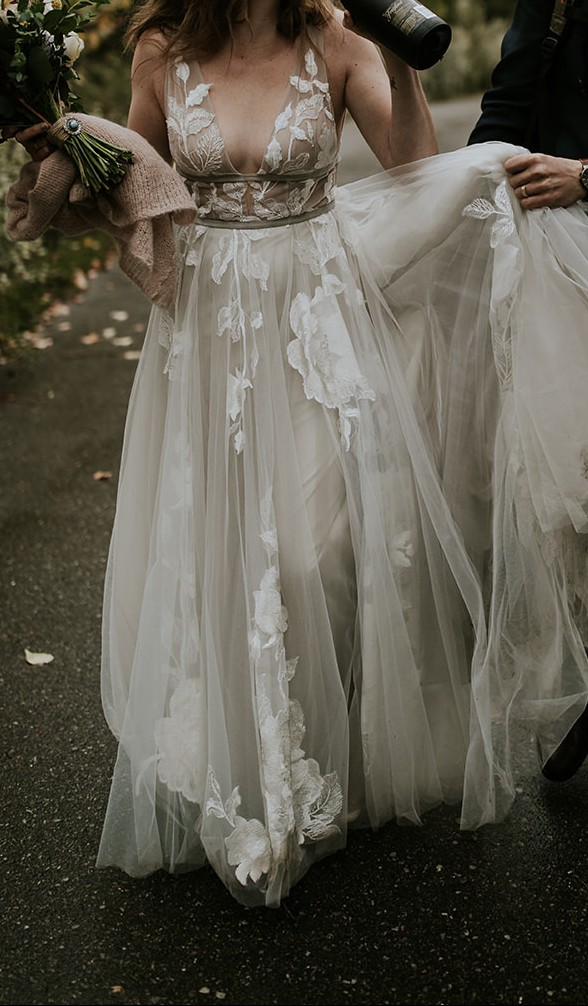 Willowby Galatea Second Hand Wedding Dress On Sale 19 Off