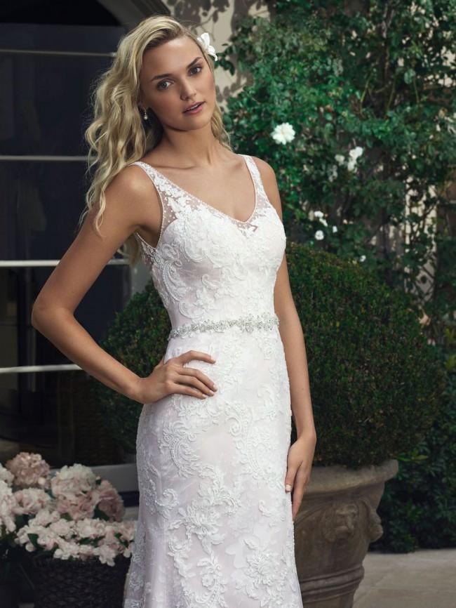Casablanca Bridal 2204