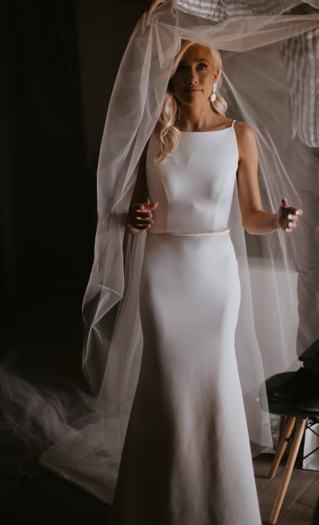 Brit & Bride, Custom Made