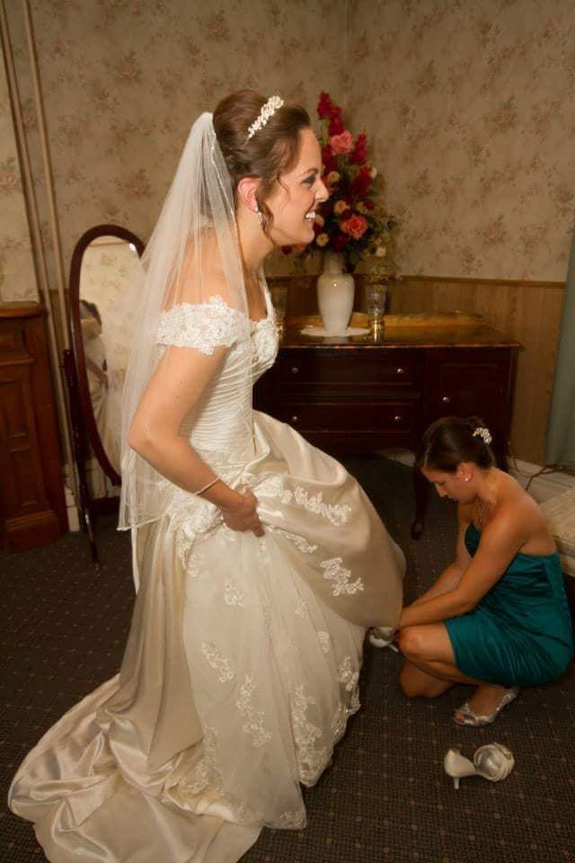 Demetrios sposa bella