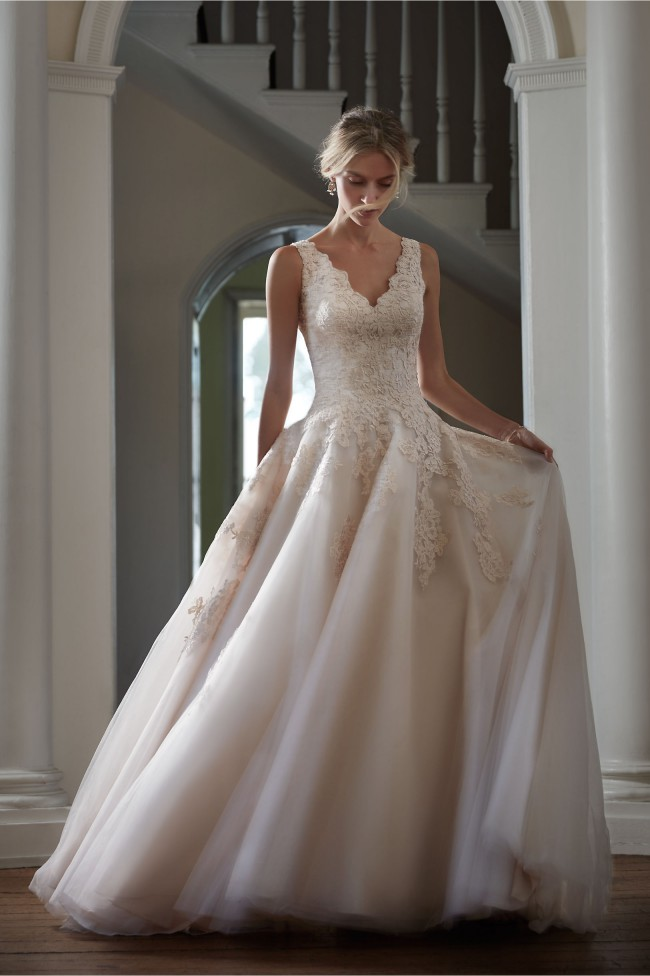 Eddy K McKinley Gown