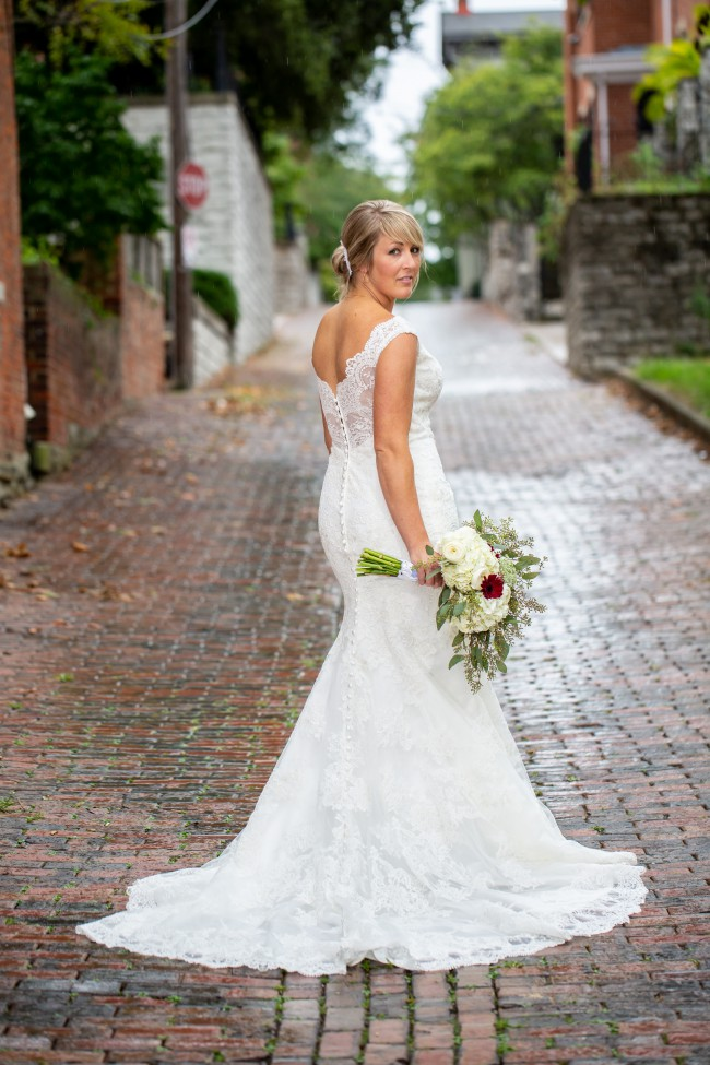 Allure Bridals 9322