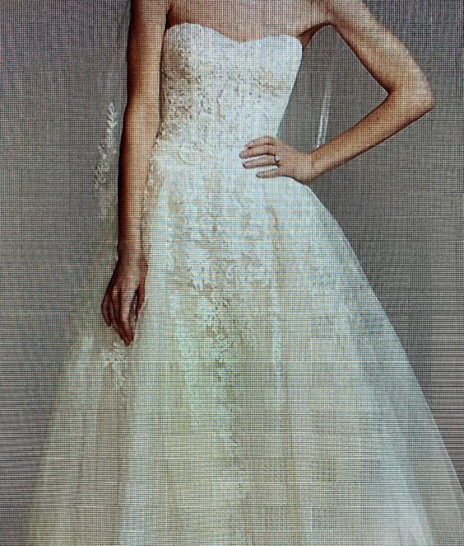 David's Bridal Collection WG3861