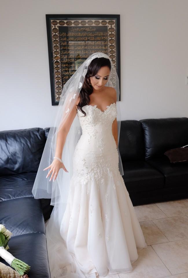 De Lanquez Maribell gown