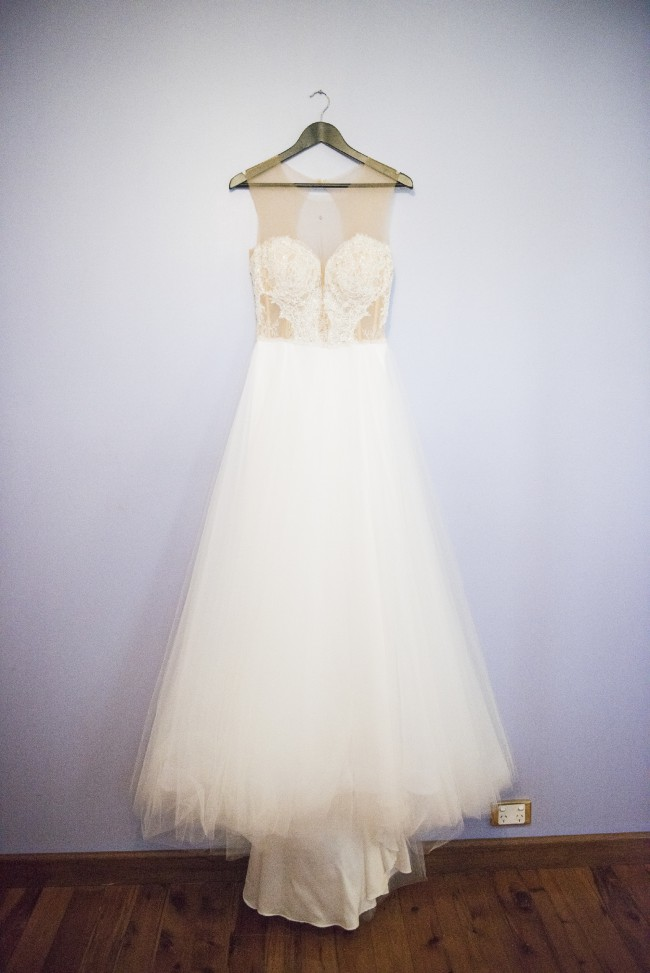 Sasha Belle Bridal beautiful