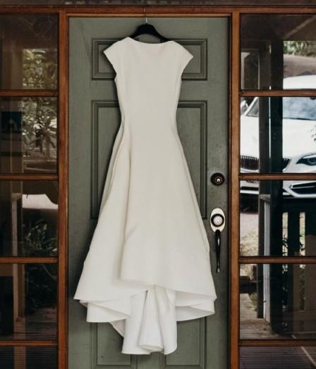 Toni Maticevski Polarized Dress