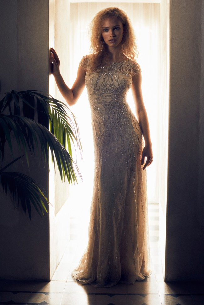 Jenny Packham, 'Euphoria' from 2018 Collection!