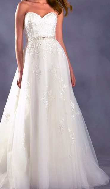 Alfred Angelo 281 - Disney Fairy Tale Wedding Collection