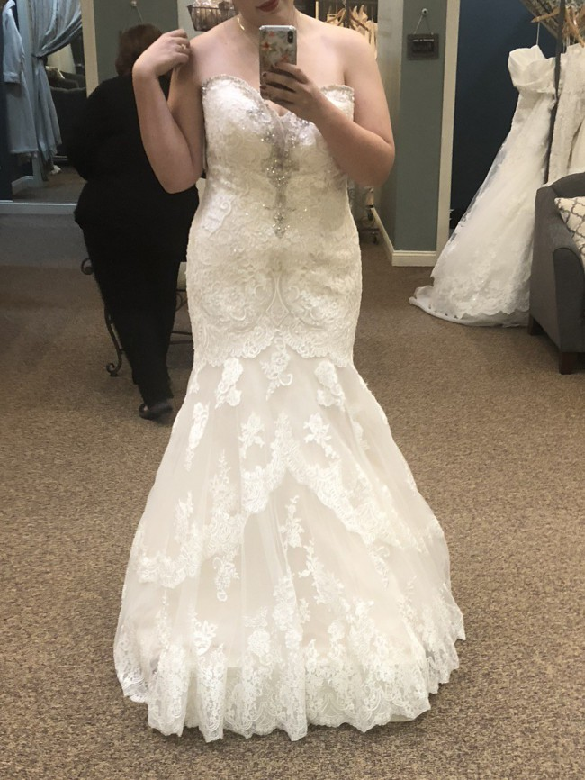 Allure Bridals 9376