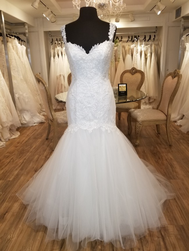 Casablanca Bridal 2237 Daffodil