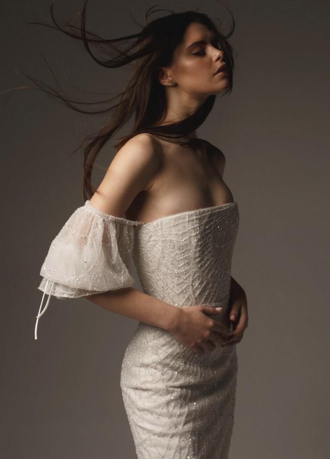Alena Leena Bridal Marigold